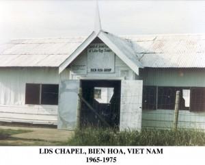 Bien Hoa chapel