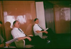 Elder Hinckley & Hanks 10-30-1966