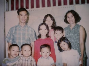 Nguyển Ngọc Thạch family